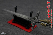 """1:6th Action Toy Transformed King Kong Optimus Prime Cade Sword Mode F12"""" Body"""