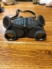 Steiner Germany Safari 8x30 Military Marine Hunting Binoculars w Rubber Armor