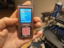 Samsung Yepp YP-Z5QP Pink (2GB) Digital Media Player YP-Z5 MP3 music walkman