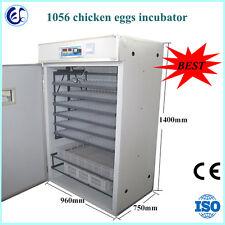 1000pcs chicken/duck/goose egg incubator for selling