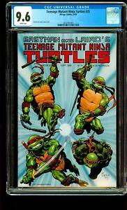 TEENAGE MUTANT NINJA TURTLES #25 CGC 9.6 NM+ Mirage Studios, TMNT