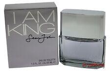 I Am King By Sean John 1.0 oz/30 ml EDT Spray For Men New In Box