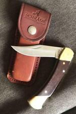 VINTAGE SCHRADE UNCLE HENRY USA LB 7 LOCKBACK KNIFE