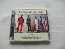 The Tams  – The Best Of The Tams    1995  neu,ovp