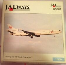 "BOEING MD-11 "" Rock Ptarmigan"" JALWAYS scala 1/500 HERPA (503372)"