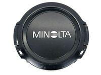 Minolta Genuine Original LF-1055 Front Lens Cap For AF a Mount 55mm ma021