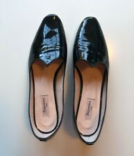 Women's Repetto 36 Black Patent Leather Flat