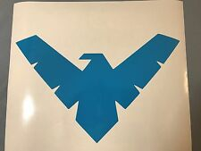 DC Nightwing Vinyl Decal Sticker Justice League Free First Class Shipping