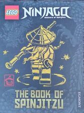LEGO Ninjago: The Book of Spinjitzu - Lego Ninjago  - Paperback NEW UK, Egmont