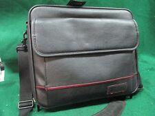 Targus Black Double Briefcase CUN1 Universal Laptop Notebook Carry Case 1606/D3