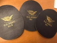 Civil War Repro Hardee Hat Labels - DEFARB your Hat!! Campaigner Grade!!