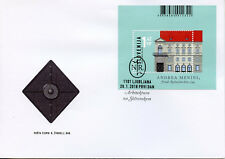 Slovenia 2018 FDC Friedl-Rechar House Andrea Menini 1v M/S Cover Stamps