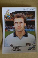 VIGNETTE PANINI FOOT FOOTBALL EURO 92 UEFA // N°97 ENGLAND TONY DORIGO