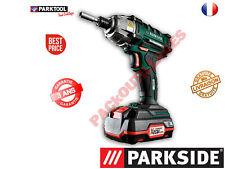 PARKSIDE® Boulonneuse/Visseuse à choc sans fil PDSSA 20-Li A1, 20V