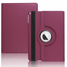 360° Rotating Cover PU Leather Shockproof Case For iPad Mini Air 1 2 3 4 5 6