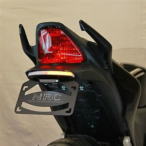Honda CBR250R 2011- Present Fender Eliminator Short number Plat New Rage Cycles