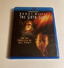 New listing The Sixth Sense (Blu-ray, 1999) Bruce Willis, Haley Joel Osment Mint Condition