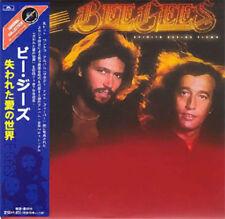 BEE GEES - SPIRITS HAVING FLOWN ( MINI LP AUDIO CD with OBI )