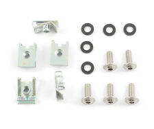SET VISSERIE FIXATION / LOT DE VIS DE CARÉNAGE + CLIPS M6 - 6x16MM BOULONS MOTO