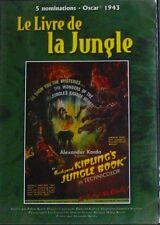 DVD LE LIVRE DE LA JUNGLE - SABU / Joseph CALLEIA / John QUALEN