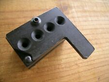 Saeco/Redding 4 Cavity Bullet Mold #321 .32 S$W H&R 32-20 95 Grain Rn .313