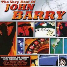 John Barry - Very Best of John Barry [New CD]