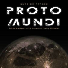 Antoine Fafard - Proto Mundi [New CD] Digipack Packaging