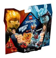 70684 LEGO Ninjago Spinjitzu Slam Kai vs. Samurai Tornado Spinner Launcher 164pc
