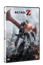 cofanetto+DVD nuovo sigillato Mazinga Z Infinity versione italiana