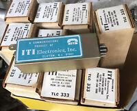 NOS  Lot Of 9 ITI ELECTRONICS Inc. TLC 333  Amplifier