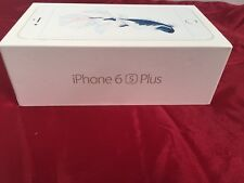 Apple Iphone 6s Plus Gold 128GB Box Only With Inserts