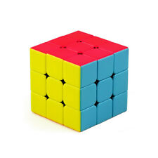 Shengshou TANK 3x3x3 Rubik Magic Cube Stickerless Speed Cube Twist Puzzle Toy