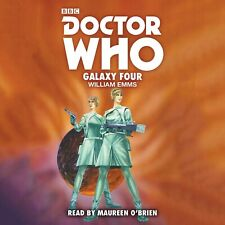Doctor Who: Galaxy Four:  4 x CD Audio Book William Emms