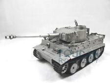 100% Metal Mato Tiger I 1/16 RC Tank KIT BB Shooting Pellets Metal Color 1220