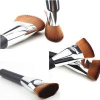 Flat Head Foundation Brush Tool Professional Makeup Cosmetic Blush Contour CN