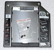 SATA 2nd HDD SSD Caddy for IBM ThinkPad R50 R51 R52 R60 R60i R61 R61i - 12.7mm