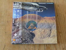 Hawkwind: Levitation Japan 3 CD Mini-LP HQCD IECP-20180 M (hawklords moorcock Q