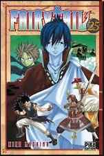 mangas Fairy Tail tome 25 Mashima Hiro Anime Shonen PIKA Neuf One Piece Naruto