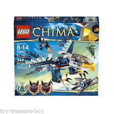 LEGO Legends of Chima Eris' Eagle Interceptor 70003 - 348 pc set - Ages 8-14 Y