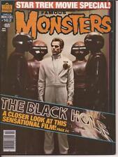 Famous Monsters Of Filmland #162 The Black Hole Star Trek Movie Barbara Steele
