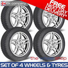 3 Series Winter Car Wheels with Tyres
