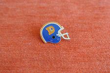 14952 PIN'S PINS FOOTBALL NFL SUPER BOWL CASQUE HELMET DENVER BRONCOS  NFLP 1985