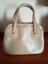 VINTAGE Park Lane Tan leather purse