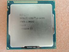Intel® Core™ i5-3470S 3470S - 2.9GHz Quad-Core CPU 3rd Gen Socket 1155 Processor