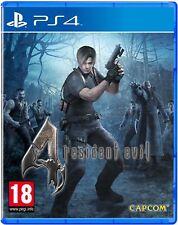 Resident Evil 4 (PS4) Brand New & Sealed UK PAL