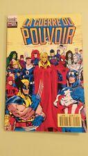 comics la guerre du pouvoir n°1