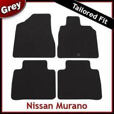 NISSAN MURANO 2005 2006 2007 2008 2009 2010...2012 Tailored Carpet Car Mats GREY