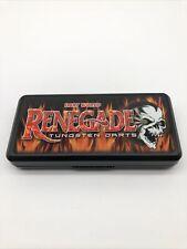 Dart World Renegade Model 29002 Tungsten Steel Tip Darts