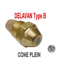 Gicleur DELAVAN 0,60 60° B fioul fuel chaudière fioul nozzle