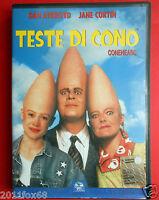 dvd film movie teste di cono coneheads dan aykroyd jane curtin michelle burke gq